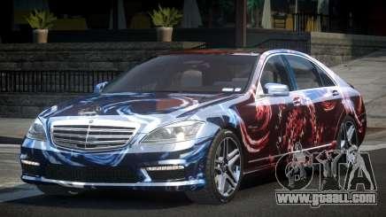 Mercedes-Benz S65 GST-R L4 for GTA 4