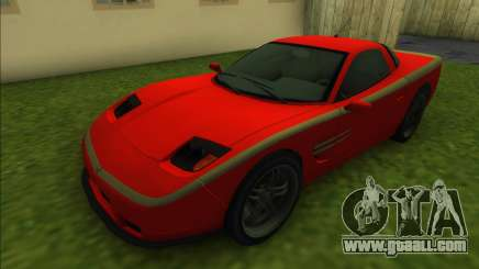 GTA IV Coquette for GTA Vice City