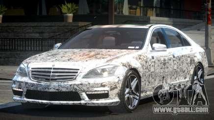 Mercedes-Benz S65 GST-R L8 for GTA 4