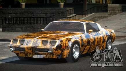 Pontiac Firebird 70S L3 for GTA 4