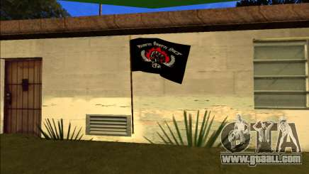 Farmer Protest Punjab Flag for GTA San Andreas