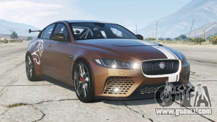 Jaguar XE SV Project 8 (X760) 2018〡add-on for GTA 5