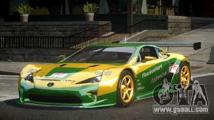 Lexus LFA PSI-R L9 for GTA 4