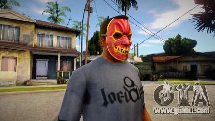 Mask (GTA Online Diamond Heist) for GTA San Andreas