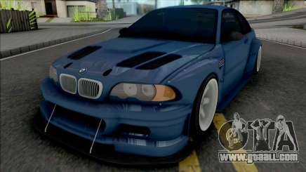 BMW M3 E46 from NFS Heat Studio for GTA San Andreas
