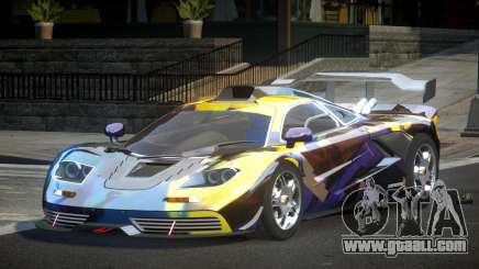 McLaren F1 GST-R L3 for GTA 4