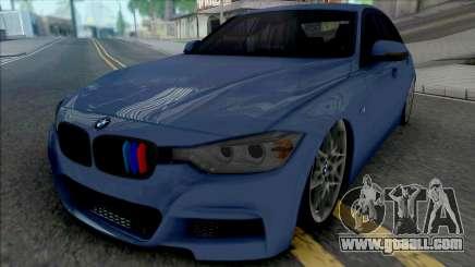 BMW 320i MSport F30 for GTA San Andreas