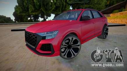 Audi RSQ 8 2020 for GTA San Andreas
