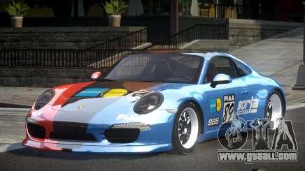 Porsche Carrera SP-R L2 for GTA 4