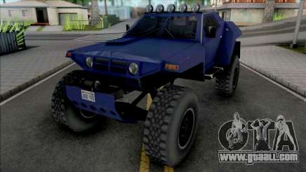 Rune Crusader [Remake] for GTA San Andreas