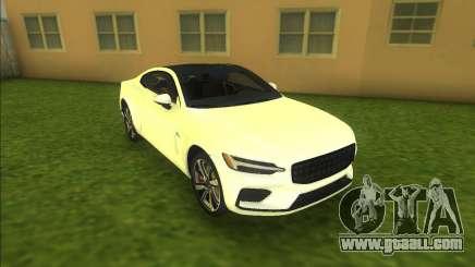 Volvo Polestar 1 Stock for GTA Vice City