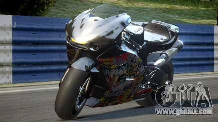 Ducati Desmosedici L5 for GTA 4