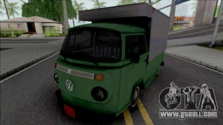 Volkswagen Kombi Improved for GTA San Andreas