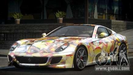 Ferrari 599 GTO BS L9 for GTA 4