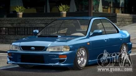 Subaru Impreza 90S V1.0 for GTA 4