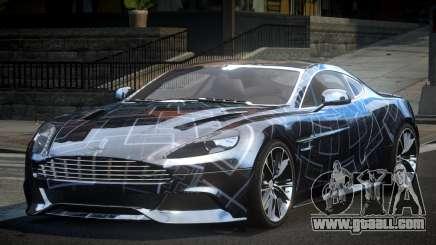 Aston Martin Vanquish E-Style L7 for GTA 4