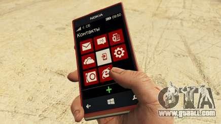 Nokia Lumia for GTA 5