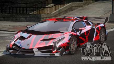 Lamborghini Veneno BS L3 for GTA 4