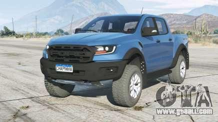 Ford Ranger Raptor 2019〡add-on for GTA 5