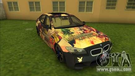 BMW M5 F10 for GTA Vice City