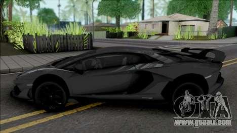 Lamborghini Aventador SVJ for GTA San Andreas
