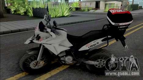 Honda XRE 300 2019 PMESP for GTA San Andreas