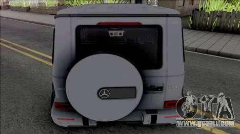 Mercedes-AMG G63 W646 Edition for GTA San Andreas