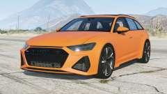 Audi RS 6 Avant (C8) 2019〡add-on v3.0 for GTA 5
