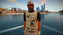 GTA V V1 Special Forces for GTA San Andreas