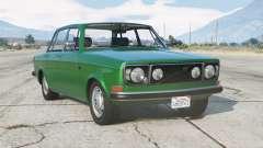 Volvo 144 de Luxe 1971 v1.1 for GTA 5