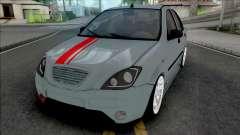 Saipa Tiba 2 Sport for GTA San Andreas