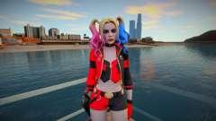 Harley Quinn (normal skin) for GTA San Andreas
