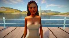 Daniela skin for GTA San Andreas