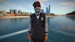 NY man for GTA San Andreas