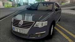 Volkswagen Passat (Romanian Plates) for GTA San Andreas