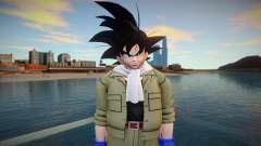 DBXV2 Goku Farmer for GTA San Andreas