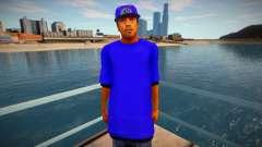New Bmycr Skin for GTA San Andreas