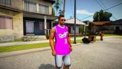 Ballas T-shirt for GTA San Andreas