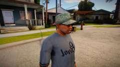 Military cap from GTA Online for GTA San Andreas