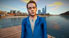 Peter Parker Clothes Retexture From Spiderman 3 for GTA San Andreas