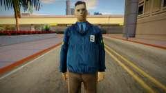 New FBI (good textures) for GTA San Andreas