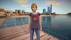 Chloe Price from Life Is Strange: Before the Sto for GTA San Andreas