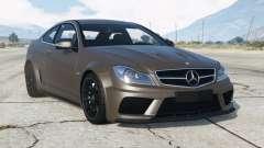 Mercedes-Benz C63 AMG (C204) 2012〡add-on v1.1 for GTA 5