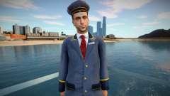 Civilian pilot for GTA San Andreas