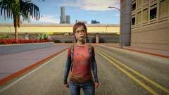 Ellie (good skin) for GTA San Andreas