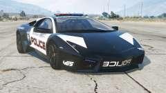 Lamborghini Reventon 2008〡Hot Pursuit Police〡add-on for GTA 5
