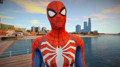 Spider-Man Advanced Suit for GTA San Andreas