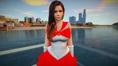Mai Sailor Mars for GTA San Andreas