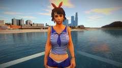 Tekken 7 Josie Rizal Marine for GTA San Andreas
