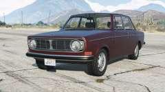 Volvo 144 1971 v1.1 for GTA 5